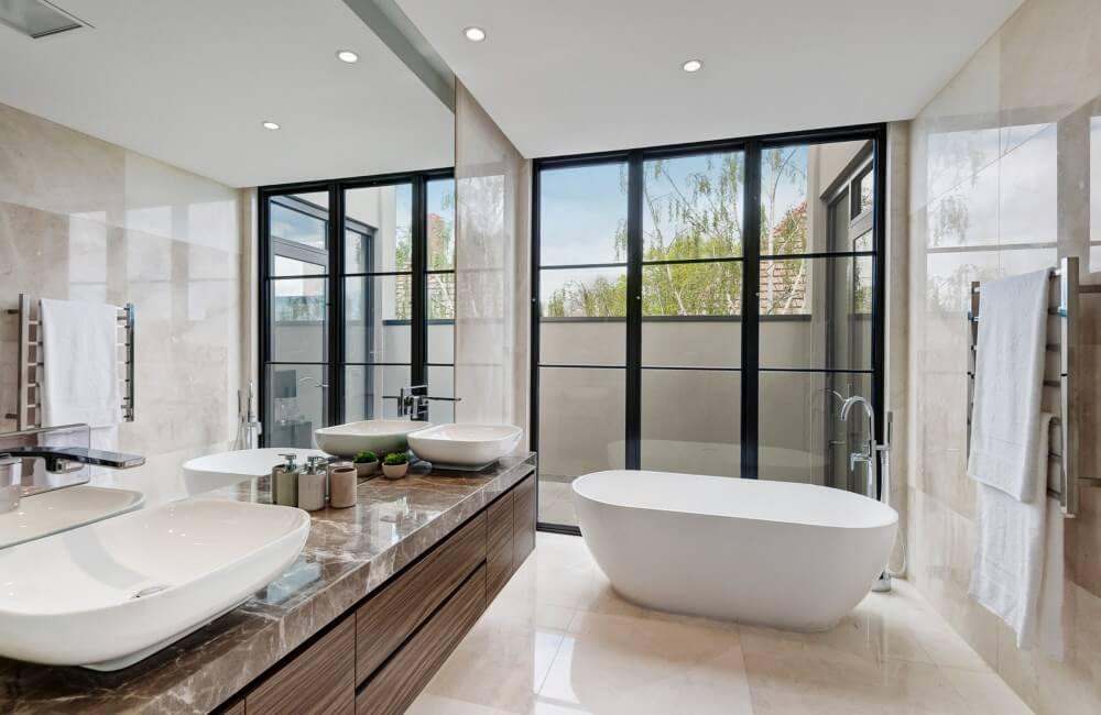 Milan cabinetmakers the ridge bathroom project6