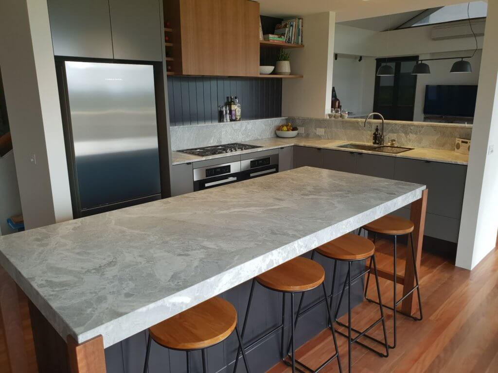 milan cabinermakers new kitchen renovation in Balwyn