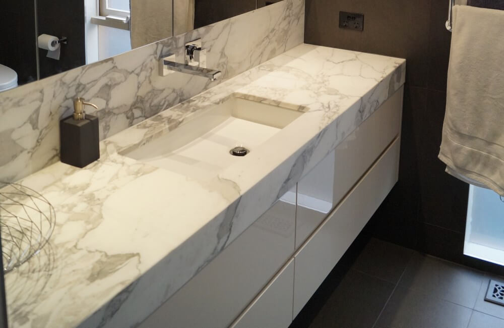 milan cabinetmakers Bathroom renovation